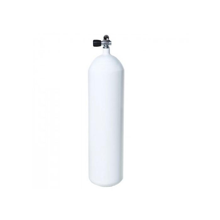Potapěčská Tlaková Lahev 15l/300bar, s ventilem