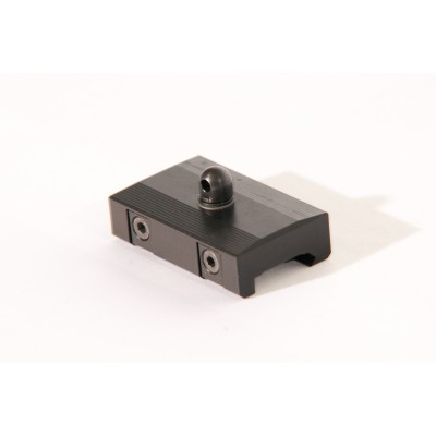 Bipod adapter pro Weaver lištu