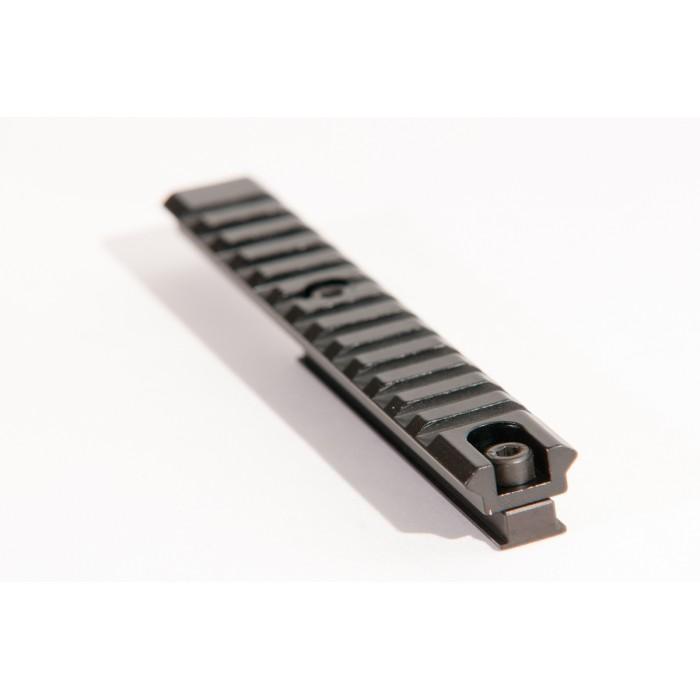 Weaver lišta 155mm pro UIT