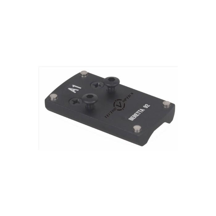Beretta 92 redukce pro kolimátor